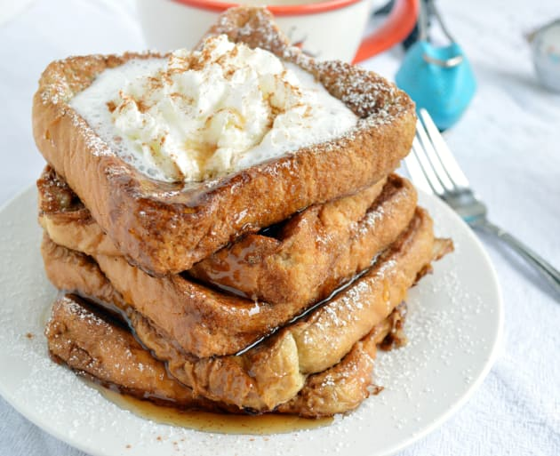 Chai Tea French Toast Pic