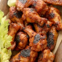Bloody Mary Chicken Wings Recipe