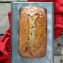 Orange Cranberry Bread Recipe