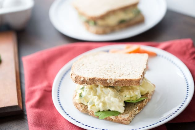 Easy Egg Salad with Jalapeños Photo