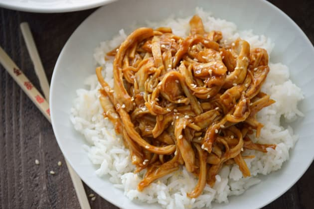 Crock Pot Teriyaki Chicken Photo