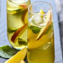绿茶鸡尾酒配方