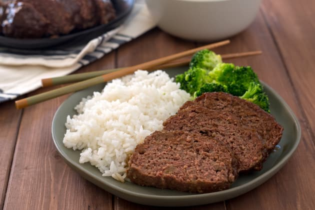 Instant Pot Gluten Free Teriyaki Meatloaf Image