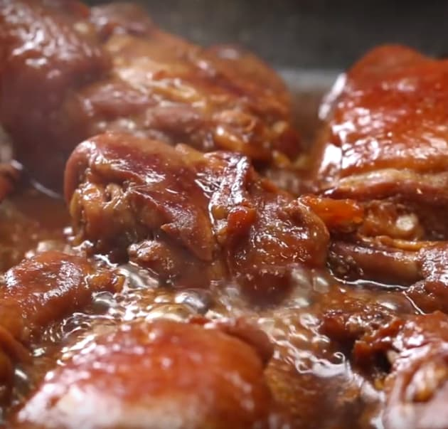 One-Pan Chicken Adobo