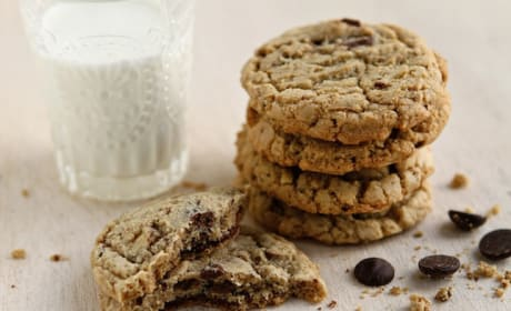 Almond Chocolate Chip Cookie Recipe