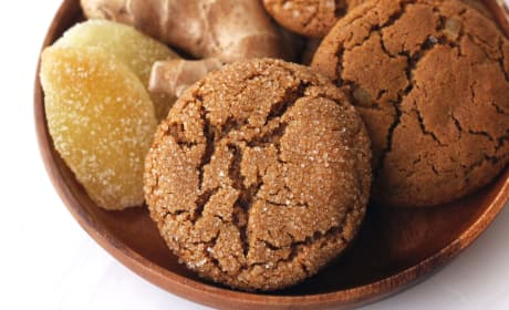 Triple Ginger Cookies Recipe