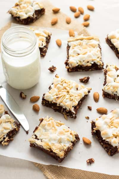 Rocky Road Brownies Pic