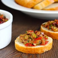 Mixed Olive Tapenade Recipe