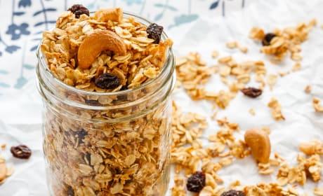 Coconut Granola Image