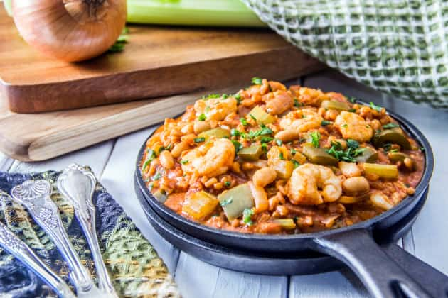 Healthy Jambalaya Photo