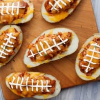 Texas Touchdown Taters Recipe