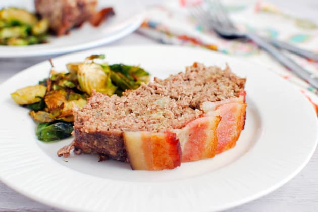 Paleo Meatloaf Photo