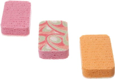 Casabella Scrubby Sponges Review