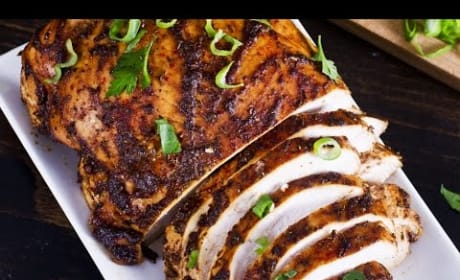 How to Make Roasted Turkey Breast