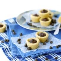 No Bake Peanut Butter Cookie Cups Recipe