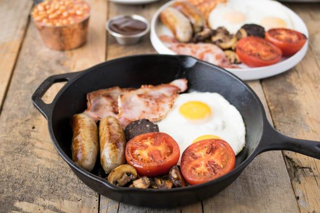 Full English Breakfast Photo