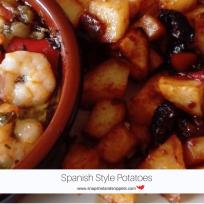 Spanish style Potatoes