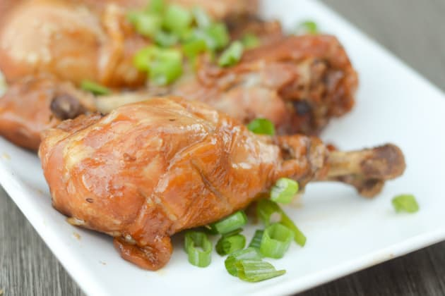 Gluten Free Instant Pot Teriyaki Chicken Drumsticks Pic