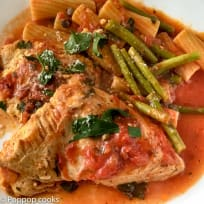One Pan Chicken Dinner - 30 Minutes