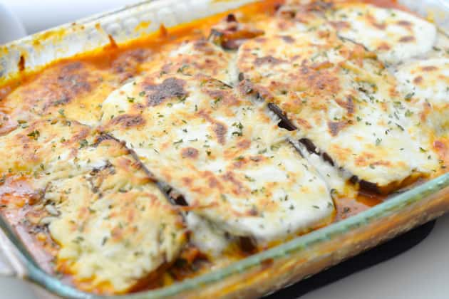 Eggplant Lasagna Photo