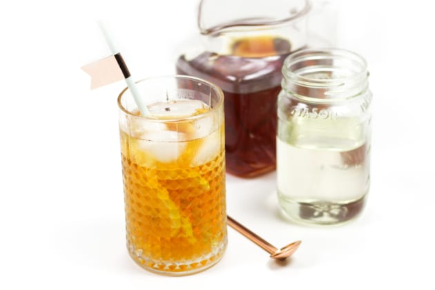 How to Make Simple Syrup Photo