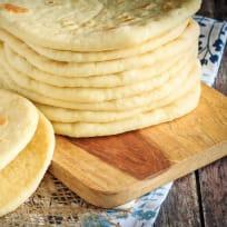 Soft Flatbread Recipe