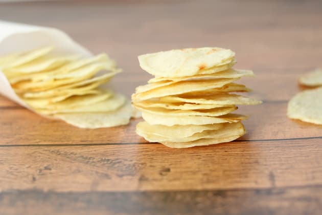 Homemade Lay's Potato Chips Picture