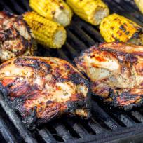 BBQ Split Chicken Breasts Recipe