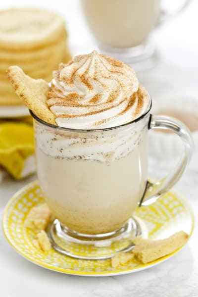 White Chocolate Snickerdoodle Hot Cocoa Picture