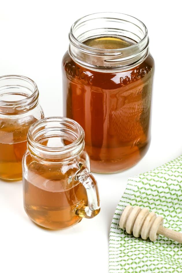 Homemade Honey Whiskey Picture