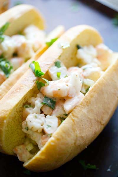 Easy Shrimp Rolls Pic