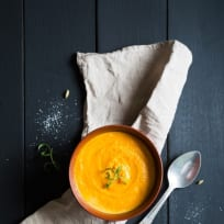 GAPS Intro - Carrot Soup