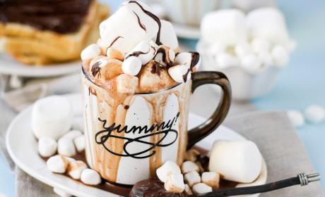 Spiked Nutella Hot Cocoa Recipe