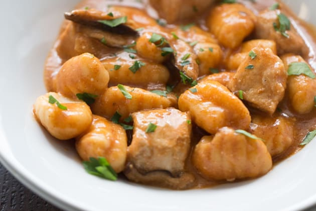 Gnocchi Paprikash Photo