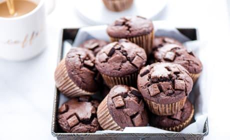 Gluten Free Mocha Muffins Photo