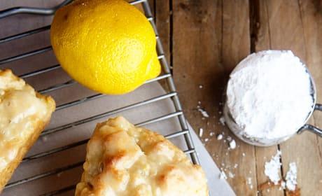 Lemon Cream Scones Picture