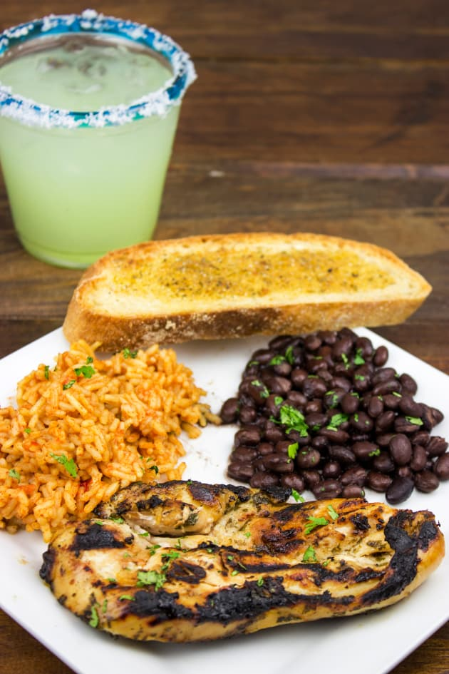 Margarita Grilled Chicken For Your Fiesta Food Fanatic
