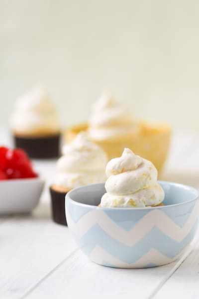 Pineapple Whip Cupcakes Image