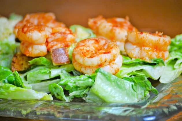 Spicy Shrimp Caesar Image