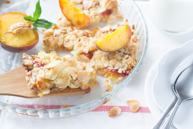 Peach Bars Image