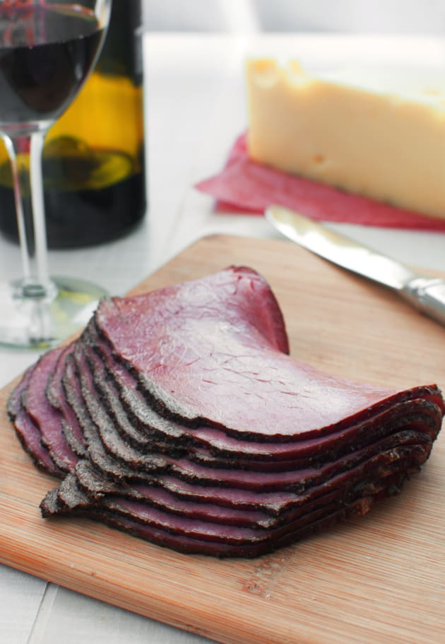 Turkey Pastrami Image