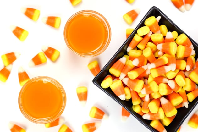 Candy Corn Vodka Photo
