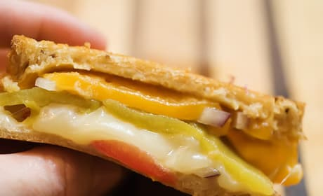 Pioneer Woman Grilled Cheese Recipe