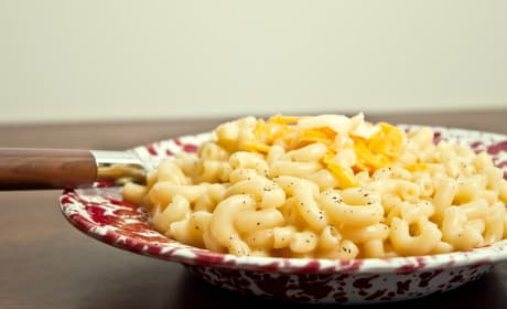 Stovetop Mac and Cheese Recipe