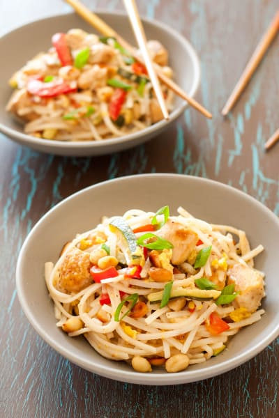 Gluten Free Pad Thai Image