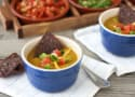 Vegetarian Corn Soup