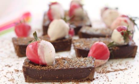 Chocolate Strawberry Tart Recipe