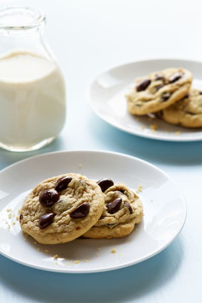Chocolate Chip Pudding Cookies Image