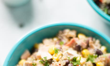 Quinoa Chicken Salad Image