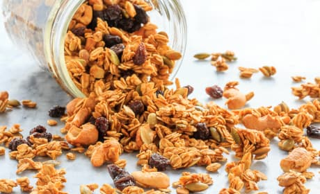 Pumpkin Spice Granola Photo